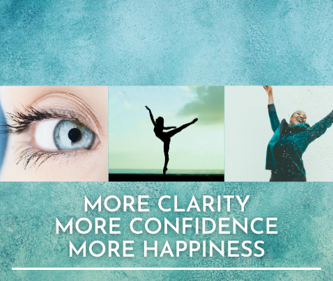 More Clarity, More Confidence, More Happiness